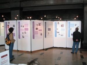 Eröffnung der Ausstellung in Bruchsal (D)