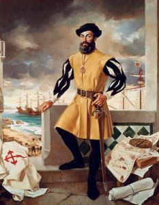 Ferdinand Magellan (1480-1521)